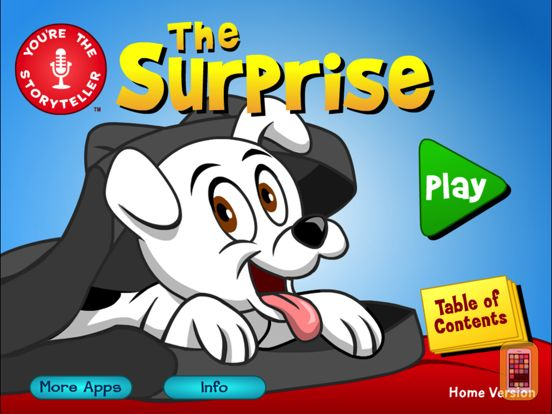 Screenshot - You're the Storyteller: The Surprise (Home Edition) HD