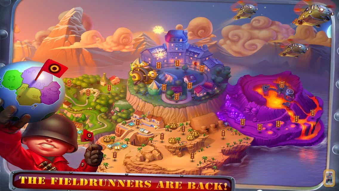 Screenshot - Fieldrunners 2