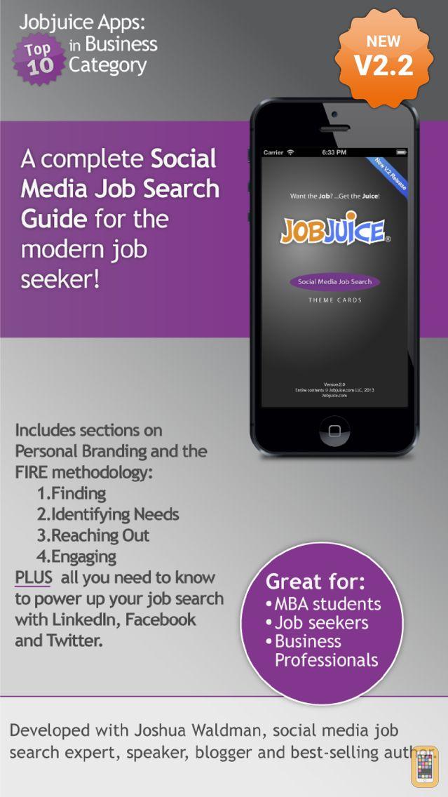 Screenshot - SM Job Search-Jobjuice