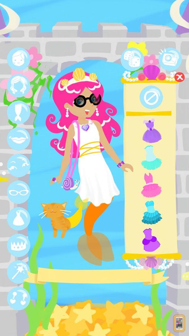 Screenshot - Little Mermaid Fashion Show