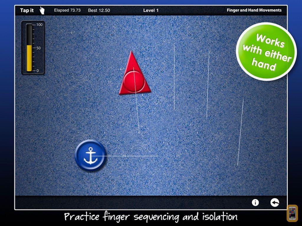 Screenshot - Dexteria VPP Fine Motor Skills