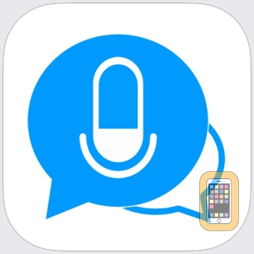 Voice SMS by Ivo Valcic (iPhone)