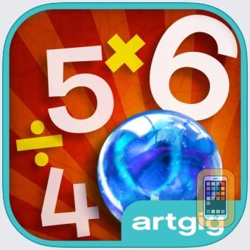 Marble Math by Artgig Studio (Universal)