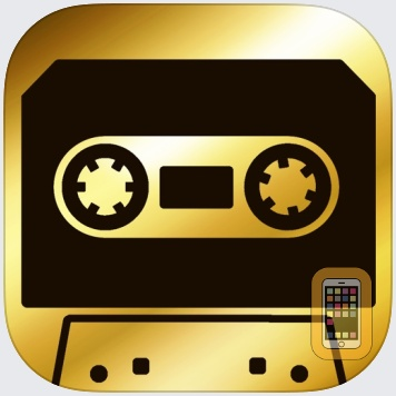 Cassette Gold by Alexander Rutkowskij (iPhone)