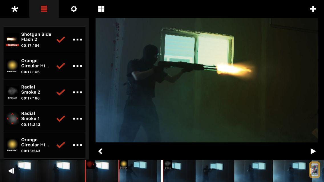 Screenshot - Gun Movie FX