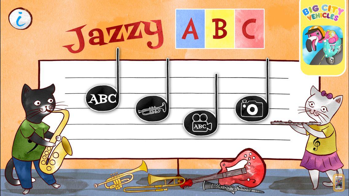 Screenshot - Jazzy ABC - Music Education