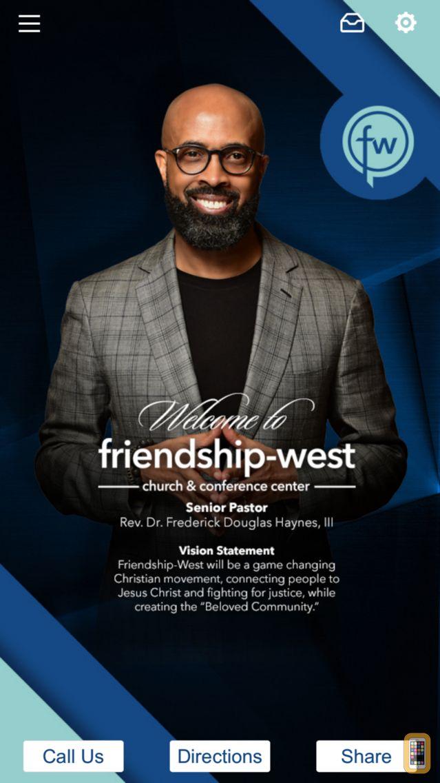 Screenshot - Friendship-West Baptist Church