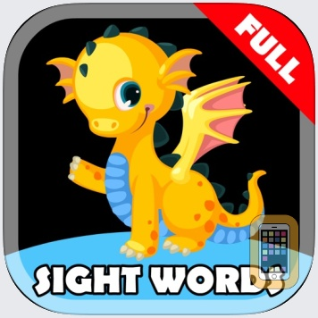 Sight Words Games & Flash Cards for Reading and Spelling Success at School (Learn to Read Preschool, Kindergarten and Grade 1 Kids) by Terasoft, a.s. (Universal)