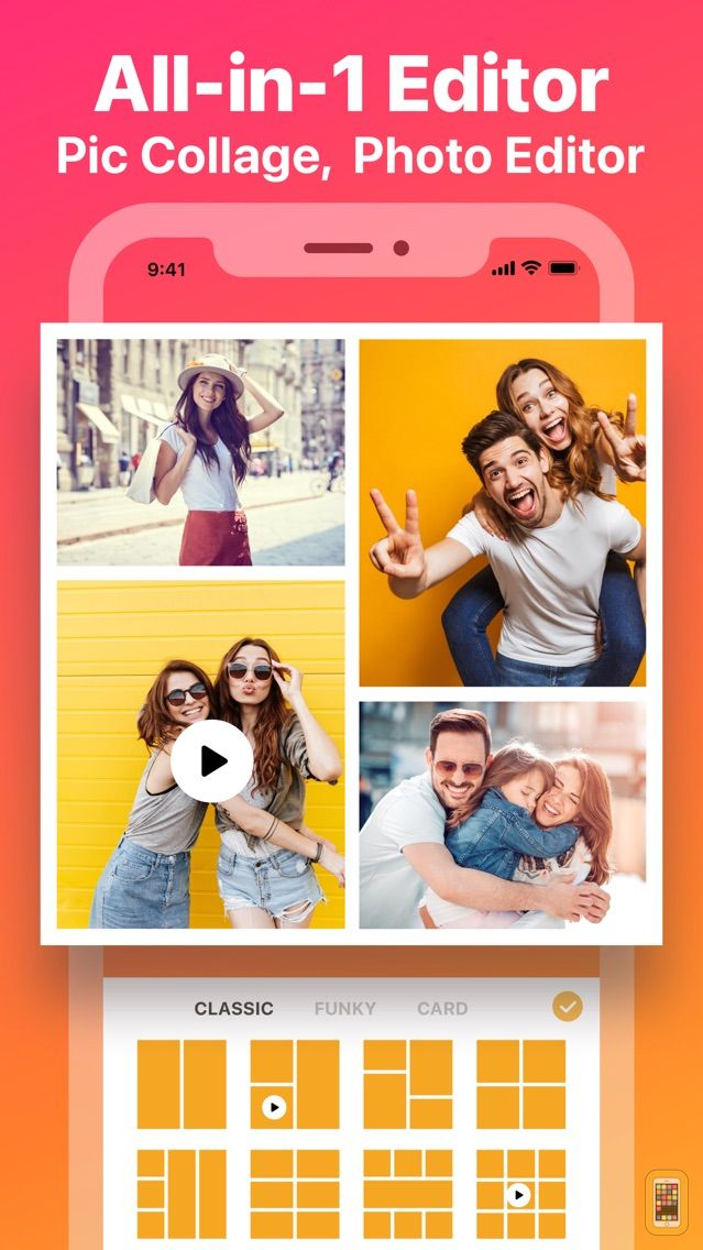 Screenshot - Collage Maker ◇ Photo Collage