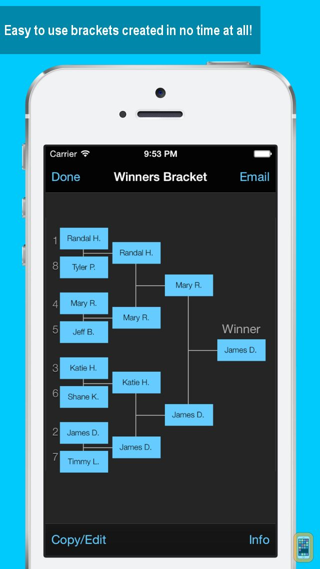 Screenshot - Bracket Maker