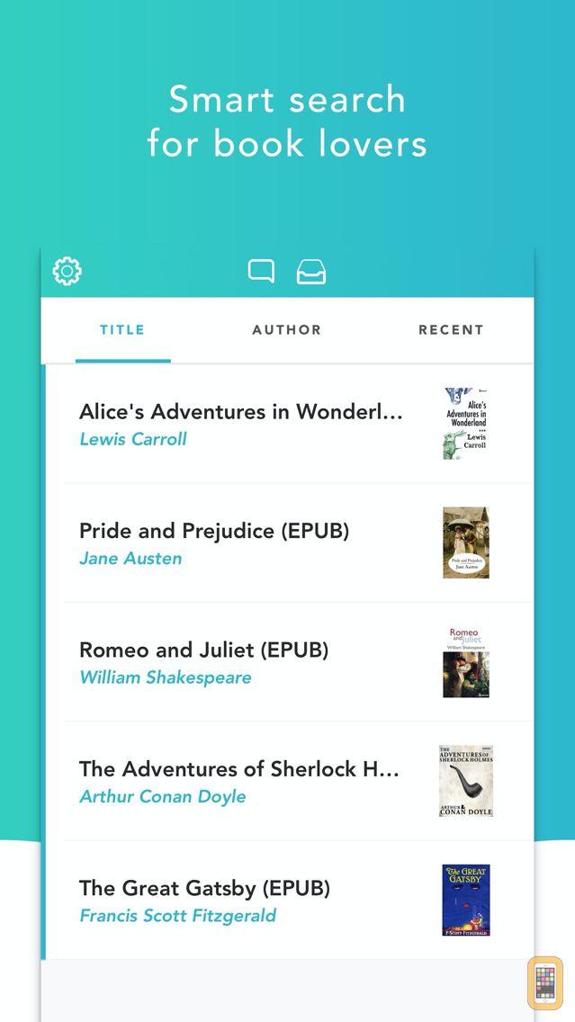 Screenshot - eBook Search Pro - Book Finder