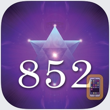 852Hz Solfeggio Sonic Meditation by Glenn Harrold & Ali Calderwood by Diviniti Publishing Ltd (Universal)