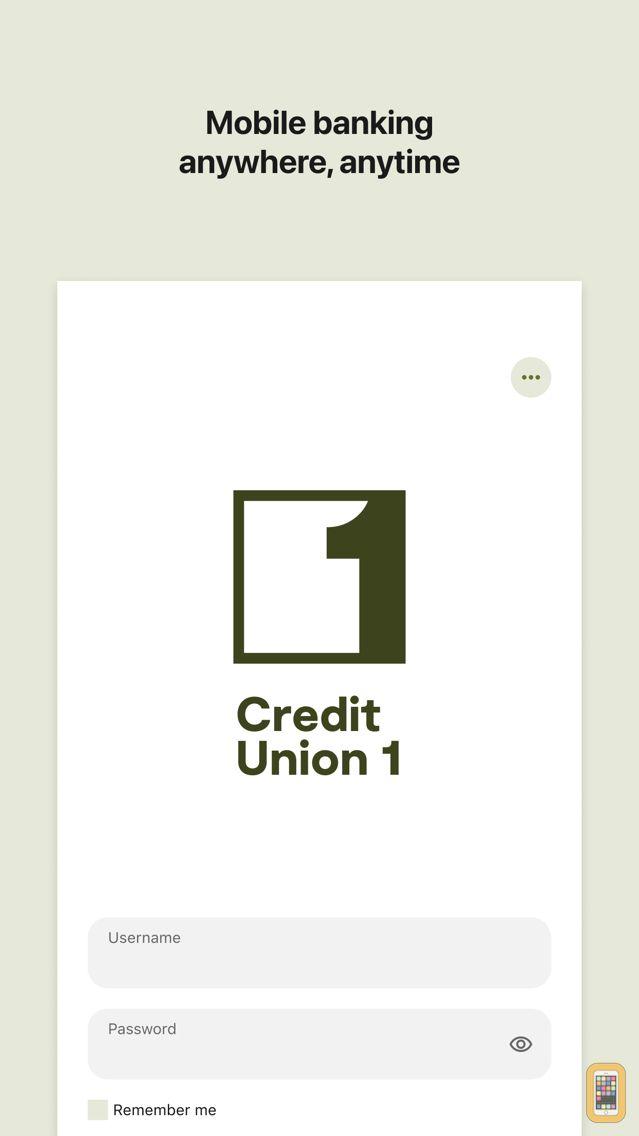 Screenshot - Credit Union 1 Alaska