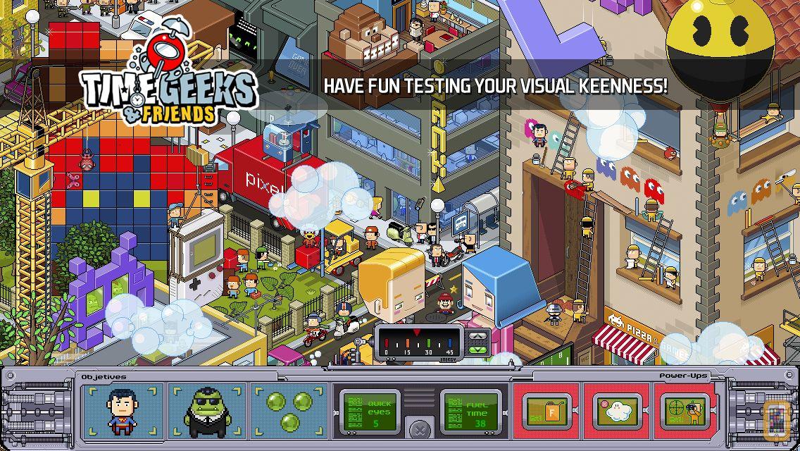 Screenshot - Time Geeks & Friends