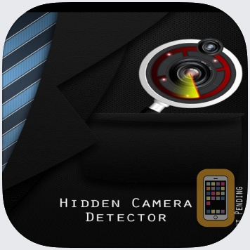 Hidden Camera Detector by LSC, LLC (iPhone)