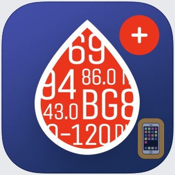Glucose Buddy+ for Diabetes by Azumio Inc. (iPhone)