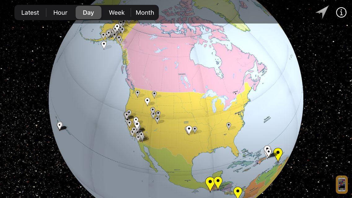 Screenshot - Tremor Tracker