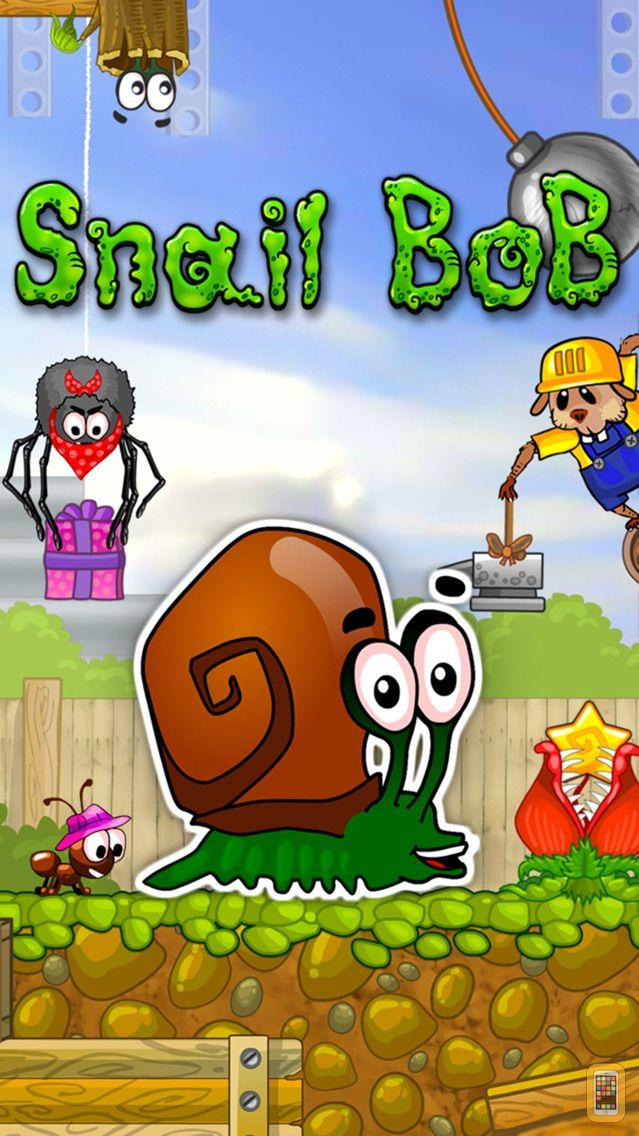 Screenshot - Snail Bob