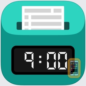 Clock In: Work Hours Tracker by Brogan LLC (Universal)