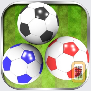 Hat-tricks: Score 3 great football freebies every day! by MagicSolver.com Ltd. (Universal)