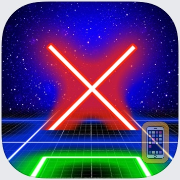 Tic Tac Toe Glow by TMSOFT by TMSOFT (Universal)