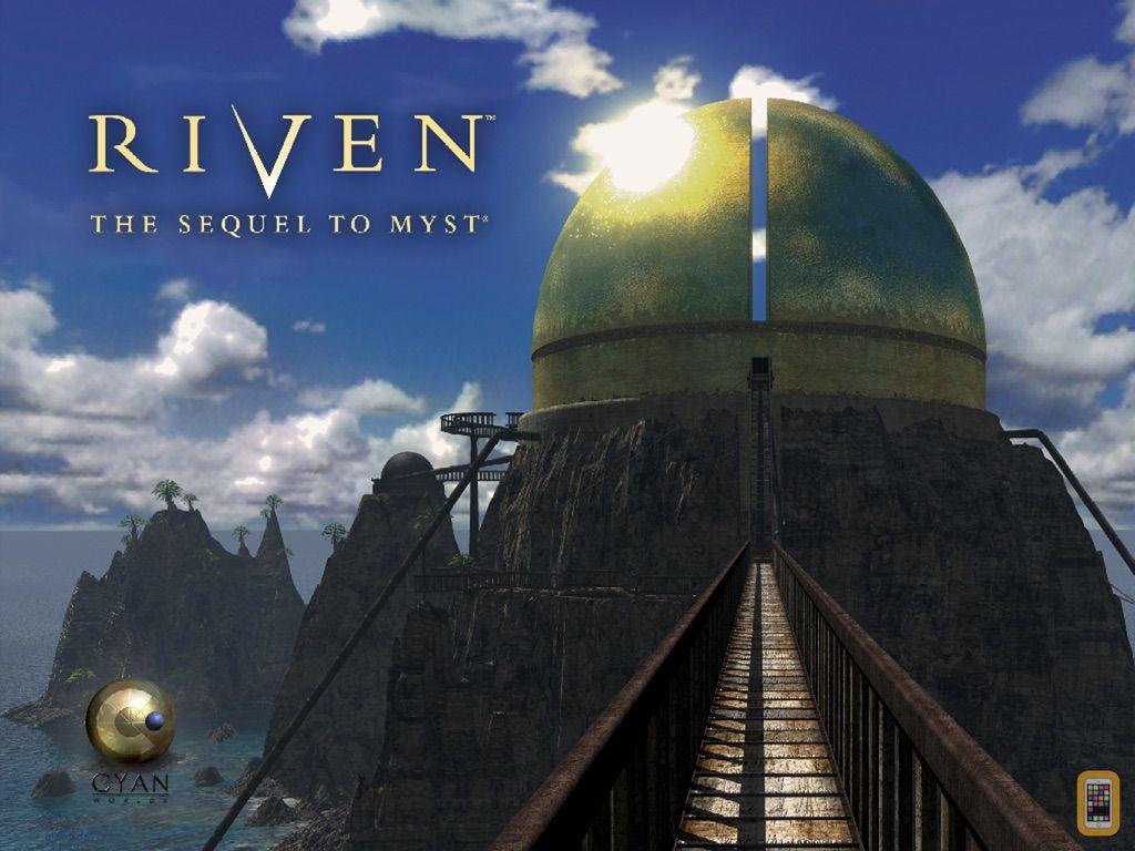 Screenshot - Riven (iPad version)