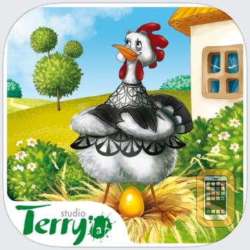 Riaba the Hen. A kind fairy tale for kids by Terrylab (Universal)