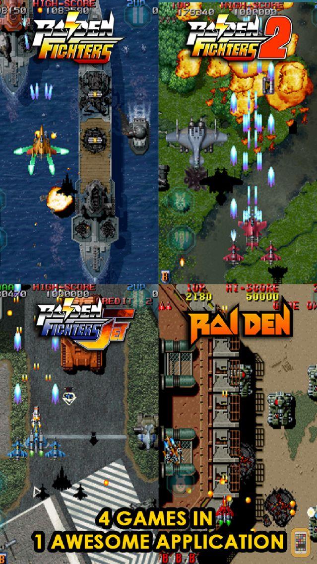 Screenshot - Raiden Legacy