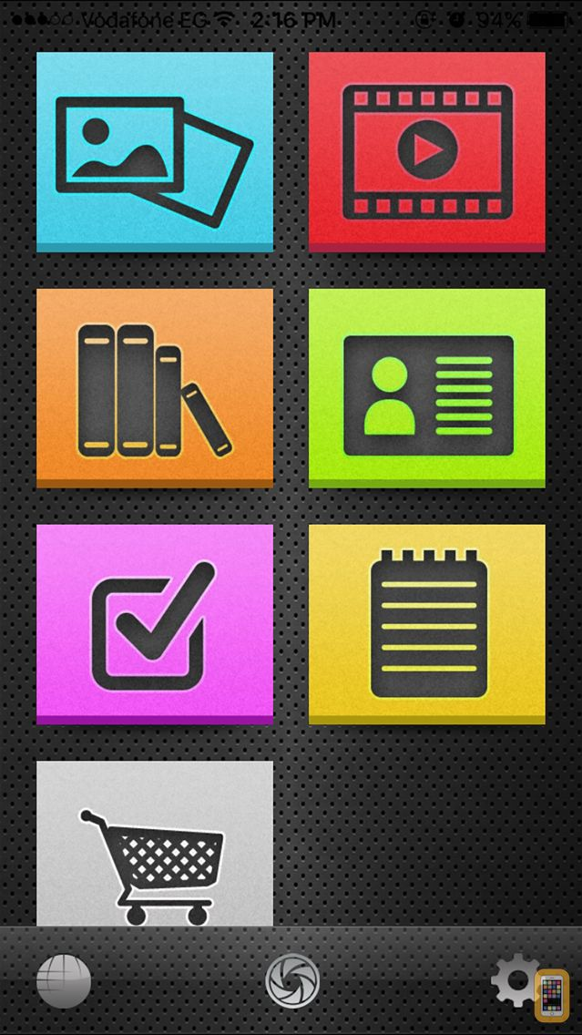 Screenshot - MyThings for iPhone