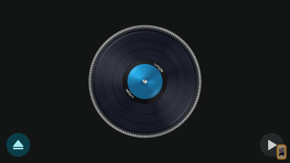 Screenshot - Wiggle - DJ Scratch