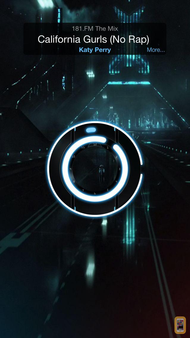 Screenshot - Cloud Radio Pro