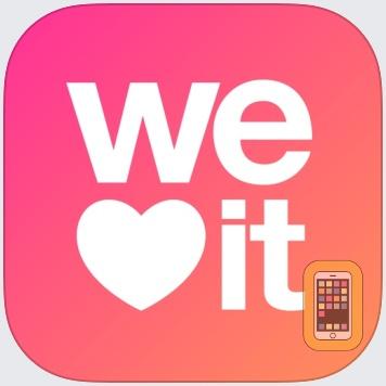 We Heart It by Super Basic, LLC. (Universal)