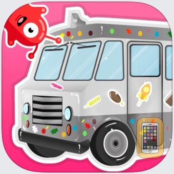 Ice Cream Truck by Anastasiia Markacheva (Universal)