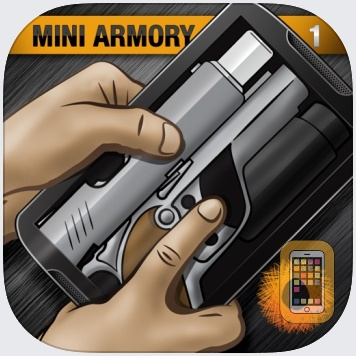 Weaphones: Firearms Simulator Mini Armory Vol 1 by Mark Raykhenberg (Universal)