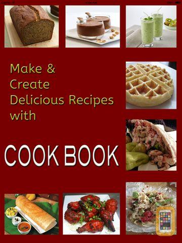 Screenshot - Cook Book (Recipe)
