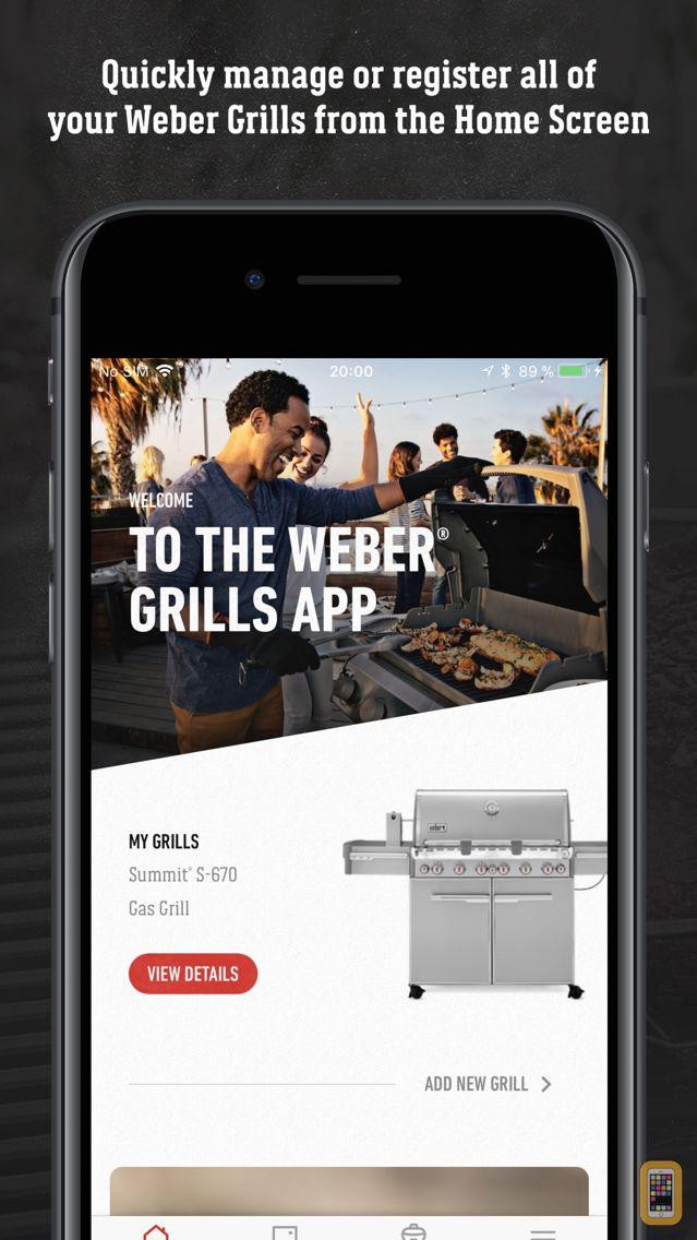 Screenshot - Weber® Grills