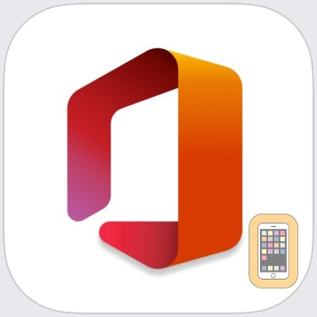 Microsoft Office by Microsoft Corporation (iPhone)