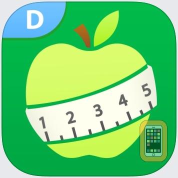 Diabetes Tracker by MyNetDiary by MyNetDiary Inc. (Universal)