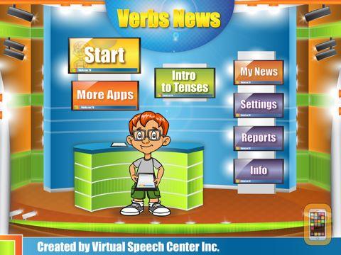 Screenshot - VERBS News