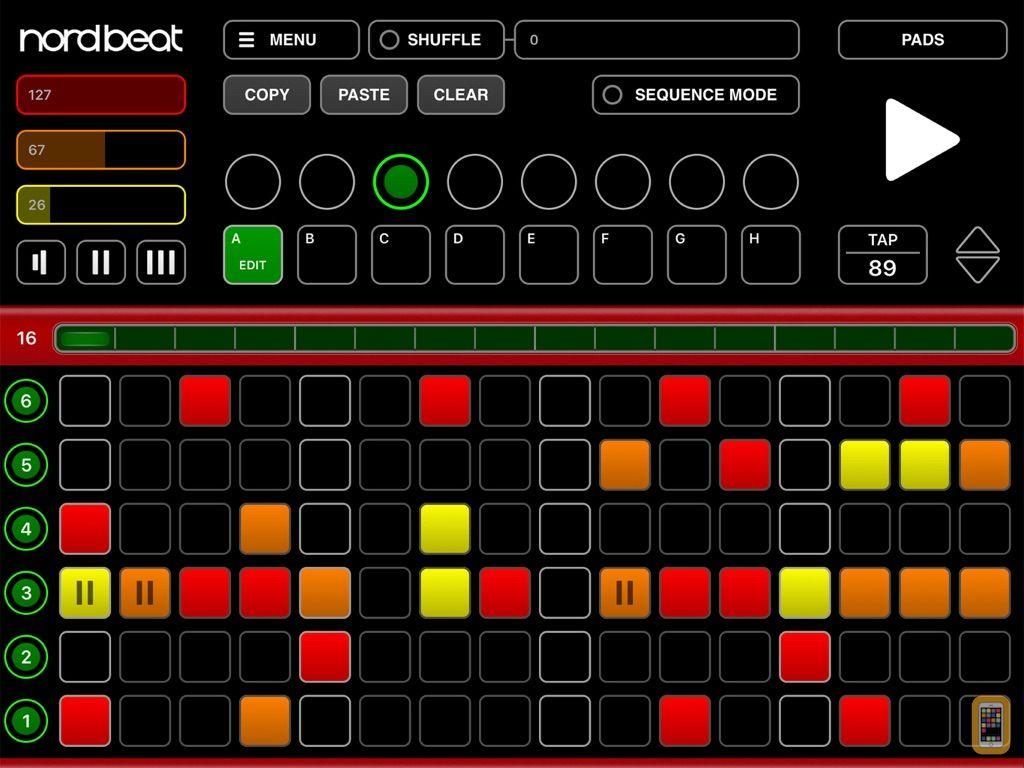 Screenshot - Nord Beat 2