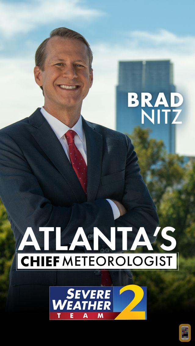 Screenshot - WSB-TV Weather