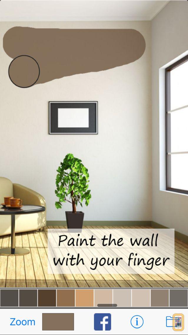 Screenshot - Paint My Wall Pro - Room Paint