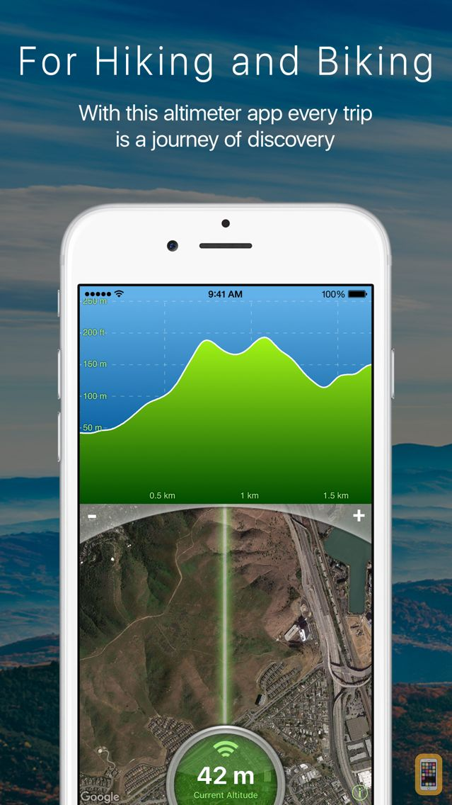 Screenshot - Terrain Radar Altimeter