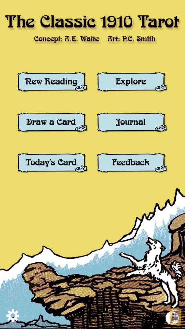 Screenshot - Tarot!