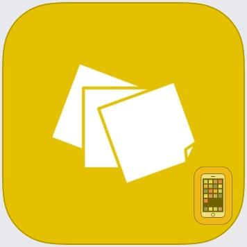 Sticky Notes HD by Thomas Tsopanakis (Universal)