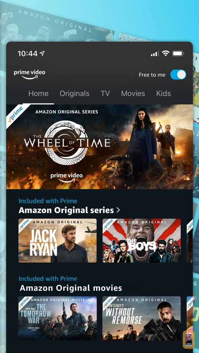 Screenshot - Amazon Prime Video