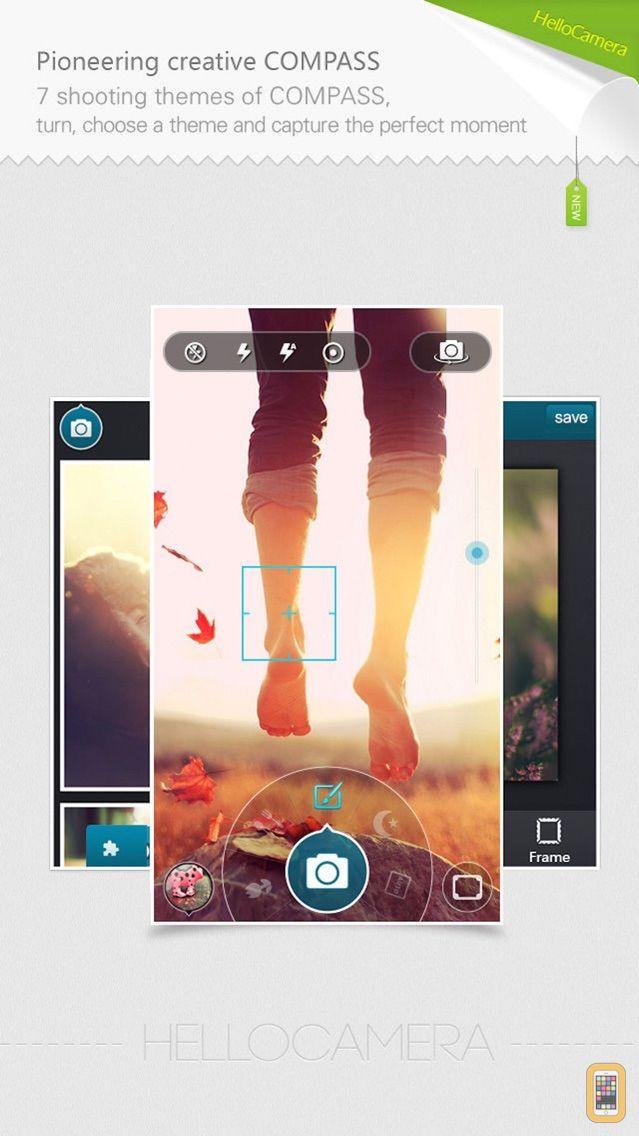 Screenshot - Camera360 Concept - HelloCamera