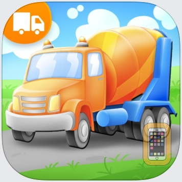 Trucks and Things That Go Puzzle Game by Gil Weiss (Universal)