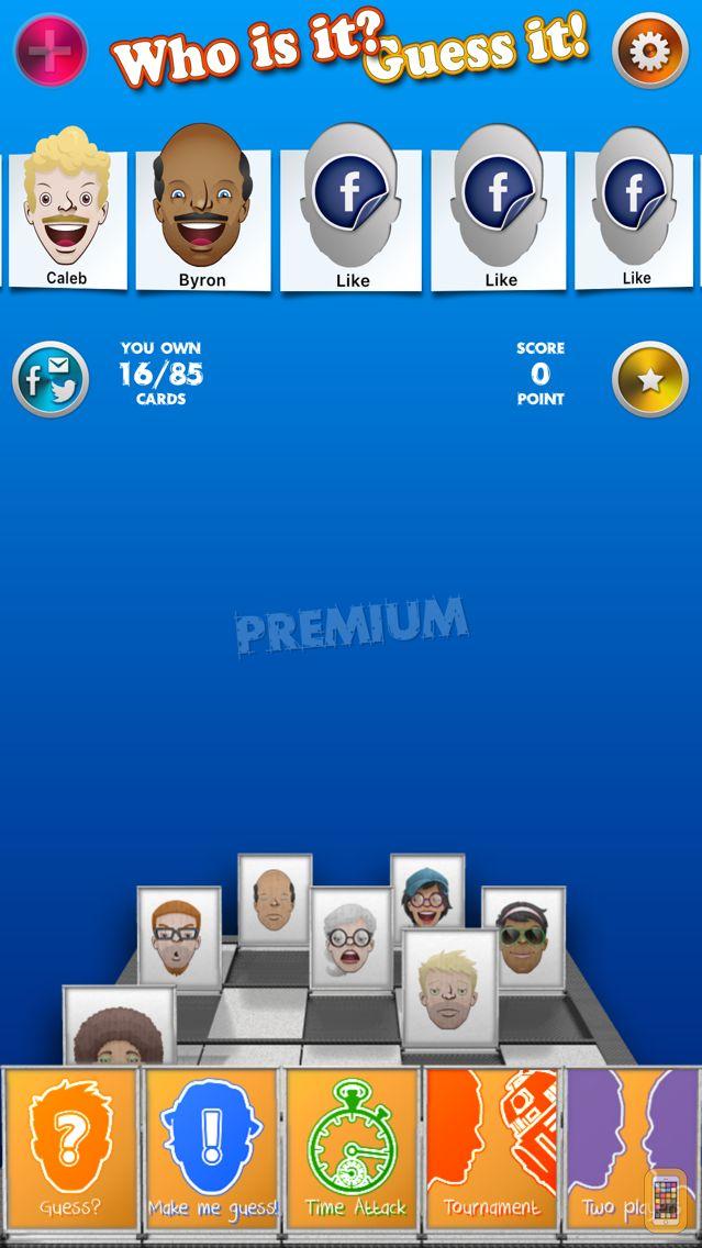Screenshot - Who is it? Guess it! • Premium