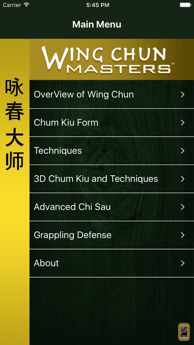 Screenshot - Wing Chun Masters 2 - HD